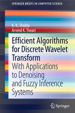 Shukla, K. K. - Efficient Algorithms for Discrete Wavelet Transform, ebook