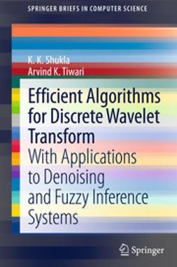Shukla, K. K. - Efficient Algorithms for Discrete Wavelet Transform, e-kirja