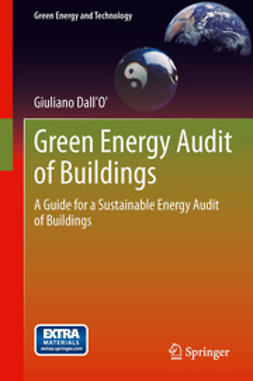 Dall'O', Giuliano - Green Energy Audit of Buildings, ebook