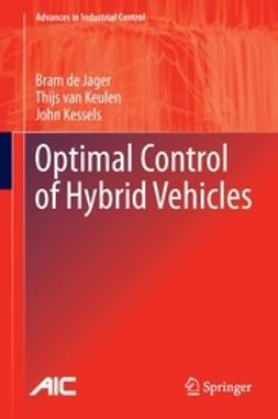 Jager, Bram - Optimal Control of Hybrid Vehicles, ebook