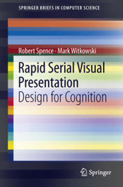 Spence, Robert - Rapid Serial Visual Presentation, ebook