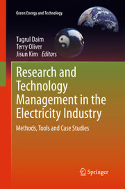 Daim, Tugrul - Research and Technology Management in the Electricity Industry, e-bok