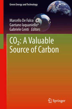 Falco, Marcello De - CO2: A Valuable Source of Carbon, e-bok
