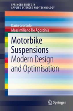 Croccolo, Dario - Motorbike Suspensions, ebook