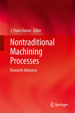 Davim, J. Paulo - Nontraditional Machining Processes, ebook