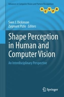 Dickinson, Sven J. - Shape Perception in Human and Computer Vision, ebook