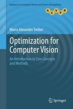 Treiber, Marco Alexander - Optimization for Computer Vision, ebook