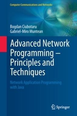 Ciubotaru, Bogdan - Advanced Network Programming – Principles and Techniques, e-kirja