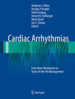 Kibos, Ambrose S. - Cardiac Arrhythmias, ebook