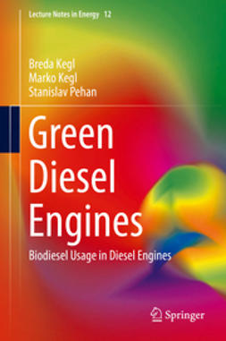 Kegl, Breda - Green Diesel Engines, ebook