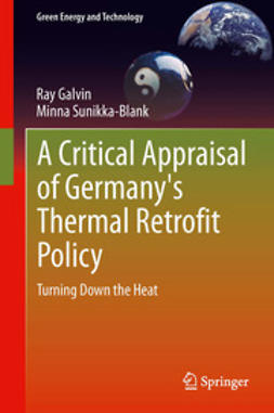Ray, Galvin - A Critical Appraisal of Germany's Thermal Retrofit Policy, ebook