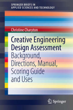 Charyton, Christine - Creative Engineering Design Assessment, ebook