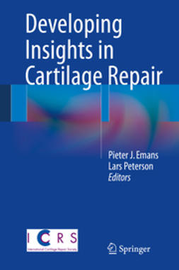 Emans, Pieter J. - Developing Insights in Cartilage Repair, ebook