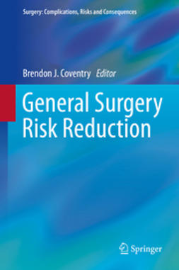 Coventry, Brendon J. - General Surgery Risk Reduction, ebook