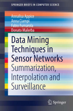 Appice, Annalisa - Data Mining Techniques in Sensor Networks, ebook