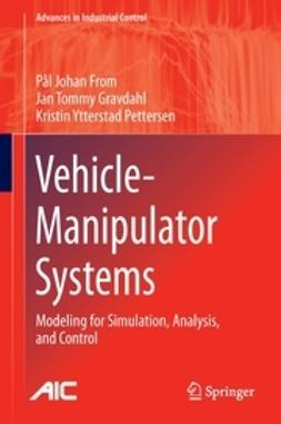 From, Pål Johan - Vehicle-Manipulator Systems, ebook