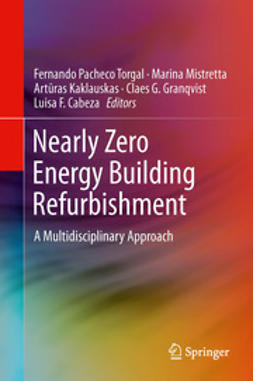 Torgal, Fernando Pacheco - Nearly Zero Energy Building Refurbishment, ebook