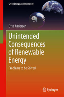Andersen, Otto - Unintended Consequences of Renewable Energy, ebook