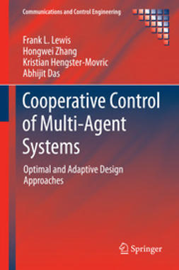 Lewis, Frank L. - Cooperative Control of Multi-Agent Systems, ebook