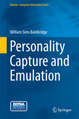 Bainbridge, William Sims - Personality Capture and Emulation, ebook