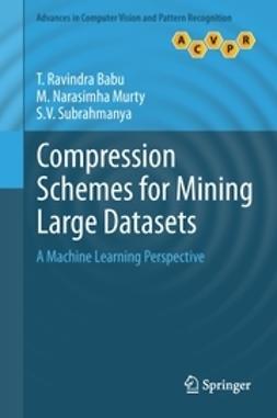 Babu, T. Ravindra - Compression Schemes for Mining Large Datasets, e-kirja
