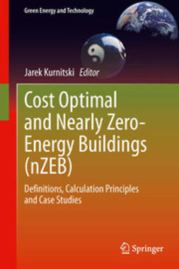 Kurnitski, Jarek - Cost Optimal and Nearly Zero-Energy Buildings (nZEB), ebook
