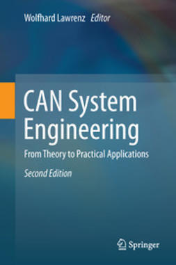 Lawrenz, Wolfhard - CAN System Engineering, ebook