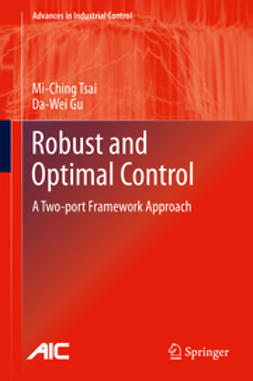 Tsai, Mi-Ching - Robust and Optimal Control, ebook
