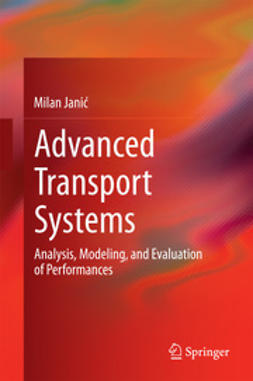 Janić, Milan - Advanced Transport Systems, ebook