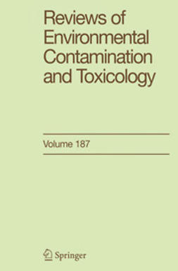 Ware, George W. - Reviews of Environmental Contamination and Toxicology, e-kirja