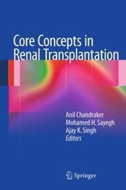 Chandraker, Anil - Core Concepts in Renal Transplantation, e-kirja