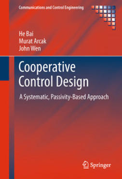 Bai, He - Cooperative Control Design, ebook