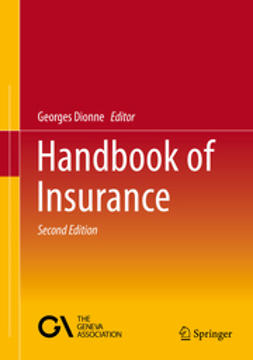 Dionne, Georges - Handbook of Insurance, ebook