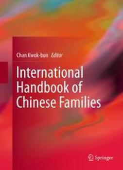 Kwok-bun, Chan - International Handbook of Chinese Families, ebook