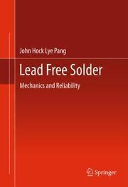 Pang, John Hock Lye - Lead Free Solder, ebook