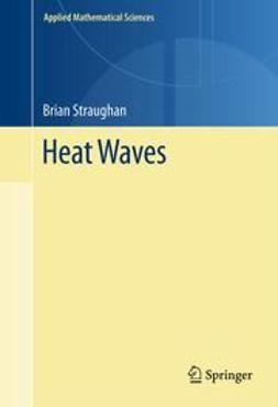 Straughan, Brian - Heat Waves, ebook