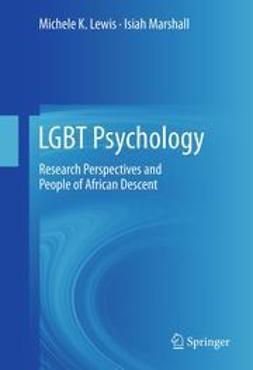Lewis, Michele K. - LGBT Psychology, e-bok