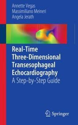 Vegas, Annette - Real-Time Three-Dimensional Transesophageal Echocardiography, ebook