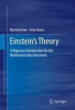 Grøn, Øyvind - Einstein's Theory, ebook