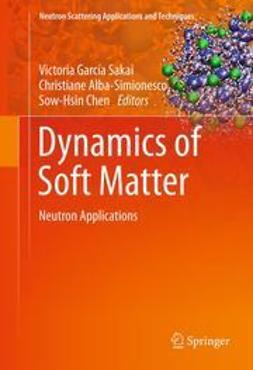 Sakai, Victoria García - Dynamics of Soft Matter, ebook