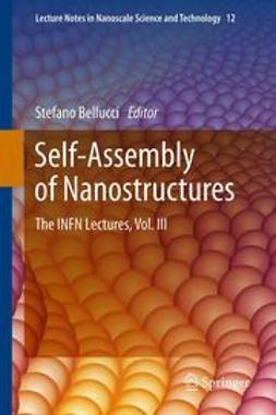 Bellucci, Stefano - Self-Assembly of Nanostructures, ebook