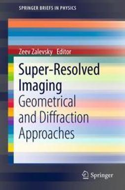 Zalevsky, Zeev - Super-Resolved Imaging, ebook