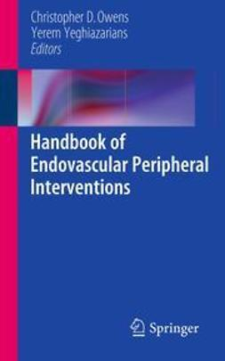 Owens, Christopher D. - Handbook of Endovascular Peripheral Interventions, e-kirja