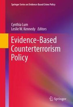 Lum, Cynthia - Evidence-Based Counterterrorism Policy, ebook
