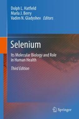 Hatfield, Dolph L. - Selenium, ebook