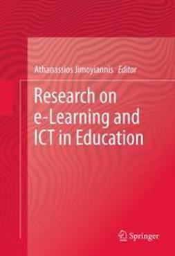 Jimoyiannis, Athanassios - Research on e-Learning and ICT in Education, ebook