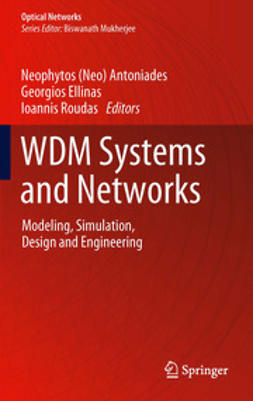 Antoniades, Neophytos (Neo) - WDM Systems and Networks, ebook
