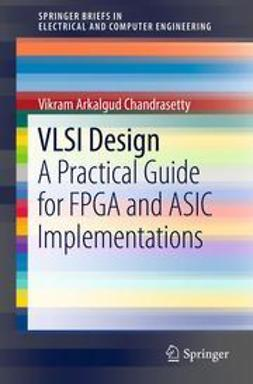 Chandrasetty, Vikram Arkalgud - VLSI Design, ebook