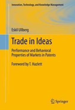 Ullberg, Eskil - Trade in Ideas, e-bok