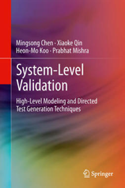 Chen, Mingsong - System-Level Validation, ebook